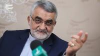 Burucerdi: İran hiç bir şekilde füze gücü konusunda müzakere etmeyecek