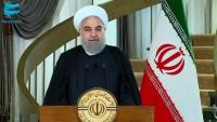 İran Cumhurbaşkanı Ruhani'den Turmp'ın İran aleyhindeki tutumuna tepki