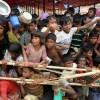 Bangladeş'de Arakanlı 40 bin sahipsiz çocuk