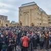 Azerbaycan'da gençlerin dini merasime katılmaları yasaklanıyor