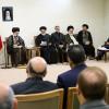 Hac yetkilileri, İslam İnkılabı Rehberi ile görüştüler