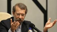 Laricani: İran ve Rusya arasında Suriye'de terörle mücadele etkili oldu