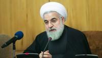 Hasan Ruhani: Amerika KOEP'ten çıkacak olursa bunun zararı sadece kendisine olacak