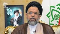 İran istihbarat bakanı: Trump'ın açıklamaları ABD'yi daha da inzivaya itecektir
