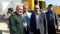 General Selami: İnkılap muhafızları ve Besic, depremzedelerin ev sahibi olana kadar yanlarındadır