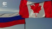 Moskova Kanada'nın yaptırımlarına misillemede bulundu
