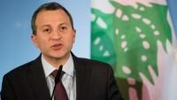 """Lübnan Dışişleri Bakanı: Arap Birliği """"direniş"""" ve """"terörizmi"""" birbirinden ayırmalı"""