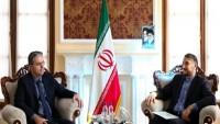 Emir Abdullahiyan: İran ve Türkiye terörizmle mücadelede önemli role sahipler
