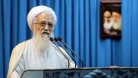 Tahran cuma hatibi: Amerika bütün cinayetlerin ve hıyanetlerin elebaşı