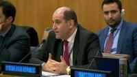 Suriye'nin BM temsilcisinden Arabistan'ın İran'la ilgili iddiasına sert tepki