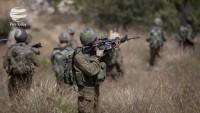 """Siyonist rejim Gazze şeridini """"askeri bölge"""" ilan etti"""