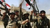 Suriye ordusu Deyrez-zor'da birçok bölgeyi IŞİD işgalinden kurtardı