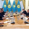 Nazarbayev: Suriye'de ateşkesin sürdürülmesi önemli