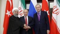 Lavrov: Rusya, İran ve Türkiye enerji alanında işbirliği yapacak