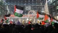 Almanya ve Cezayir'de Kudüs'e destek gösterisi