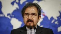 Kasımi: Filistin ülküsünü desteklemek İran'ın dış siyasetinin ilkesindendir