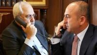 İran ile Türkiye dışişleri bakanları görüştü