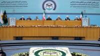 Cumhurbaşkanı Ruhani: Terörizmin temelleri bölgede çökmüşkür