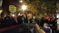 İspanya halkından Kudüs'e destek gösterisi