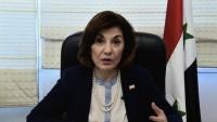 Buseyne Şaban: Amerika Suriye'de savaşı uzatmaya çalışıyor