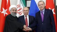 Türkiye, İran ve Rusya cumhurbaşkanları İstanbul'da buluşuyor