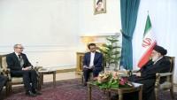 Ayetullah Şahrudi: ABD taahhütlerine bağlı kalmamasına rağmen İran nükleer anlaşmaya bağlı kalmıştır