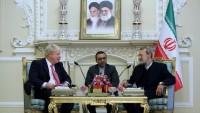 Laricani'den İngiltere dışişleri bakanına nükleer anlaşmayla ilgili eleştiri