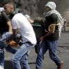 Siyonistlerle çıkan çatışmalarda Filistinliler yaralandı