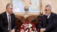 Burucerdi: Terörizmle mücadelede ülkeler arasında güvenlik alanında işbirliği zaruridir