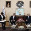 Burucerdi: Amerika, İran ve Çin'in ilişkilerini bozmaya çalışıyor