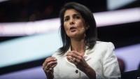 Nikki Haley İran karşıtı açıklamalarına devam etti