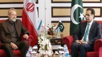 Laricani: İran ile Pakistan, terörist gruplara karşı mücadele veriyor