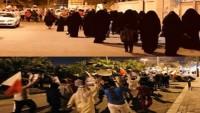Bahreyn halkının Alı Halife rejimi aleyhinde gösterileri sürüyor