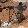 Suriye savaş uçakları, teröristlerin mevzilerini bombaladı