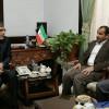 Ensarullah Sözcüsü, Caberi Ensari ile görüştü