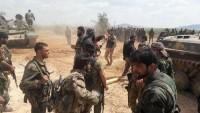 Suriye ordusu, Hama'nın kuzeyinde operasyon düzenledi
