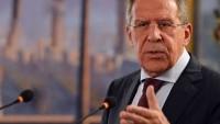 Lavrov: ABD Suriye'yi parçalamak istiyor