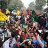Hindistan'da Arabistan karşıtı protesto gösterisi