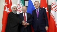İran, Türkiye ve Rusya devlet başkanları Nisan ayında İstanbul'da bir araya gelecekler