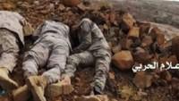 Yemen ordusundan B.A.E'nin komutanlık merkezine balistik füze atıldı