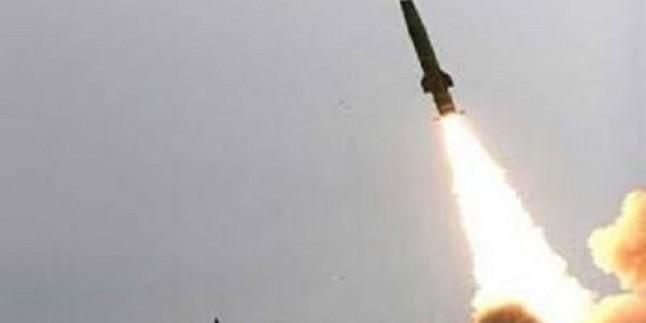 Yemen Hizbullahı Suudi Mevzilerini Füzelerle Vurdu