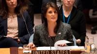 Nikki Haley'den Suriye'ye saldırı tehdidi