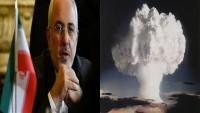 Cevad Zarif: Trump'ın nükleer siyasetleri insanlığı yokolmaya daha bir yaklaştırıyor