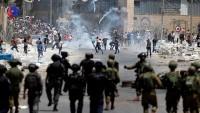 Kudüs İçin Dokuzuncu Öfke Cumasında Filistinliler Yine Sahnedeydi