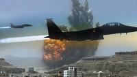 Suudi savaş uçakları Yemen'de 8 sivili katletti