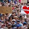 ABD'de yüzlerce şehirde silah karşıtı öğrenci protestoları