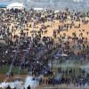 """Filistinlilerin """"büyük Dönüş"""" gösterisine devam etmesi ve Siyonistlerin şaşkınlığı"""