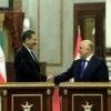 İbadi'den İran'a terörle mücadelede işbirliğinden dolayı teşekkür