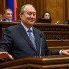 Ermenistan'ın yeni cumhurbaşkanı seçildi