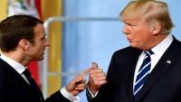 Macron, Kudüs'ün Filistin'in başkenti olduğunu vurgulamak zorunda olduklarını itiraf etti